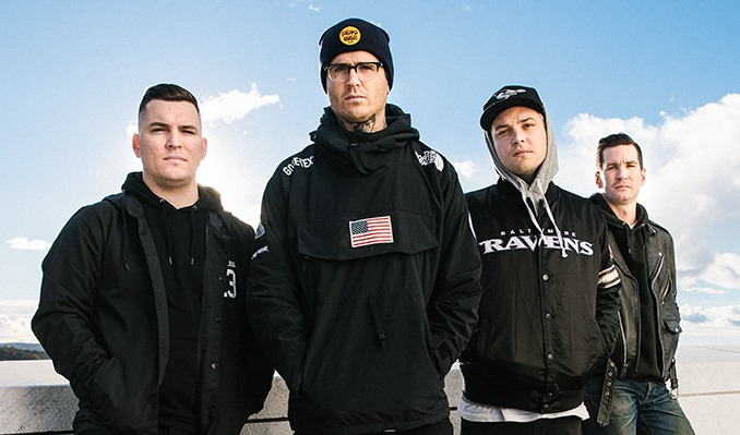 The Amity Affliction - POSTPONED tickets at Rams Head Live! in Baltimore