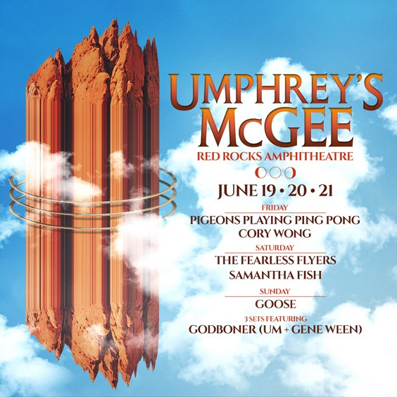 Thumbnail for Umphrey's McGee 6/20 - Cancelled