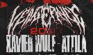 Xavier Wulf / Attila tickets at Fox Theater Pomona in Pomona