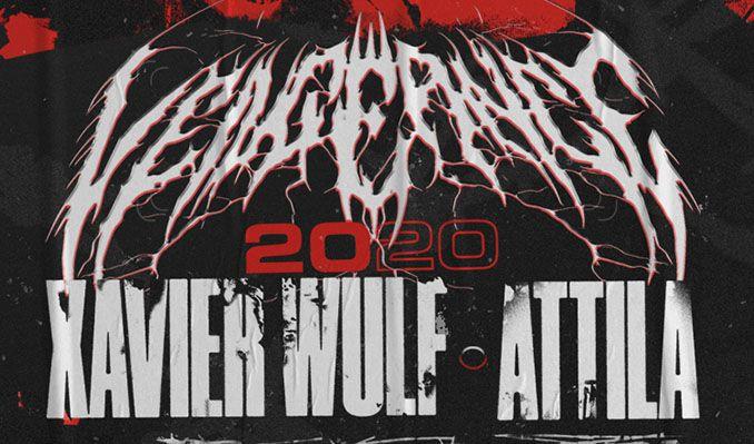 Xavier Wulf / Attila tickets at The Novo in Los Angeles