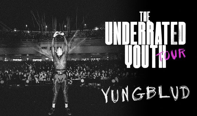 YUNGBLUD - CANCELLED tickets at Starland Ballroom in Sayreville