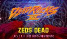 Zeds Dead tickets at Red Rocks Amphitheatre in Morrison