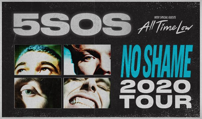 5 Seconds Of Summer - INSTÄLLT tickets at ANNEXET/Stockholm Live in Stockholm