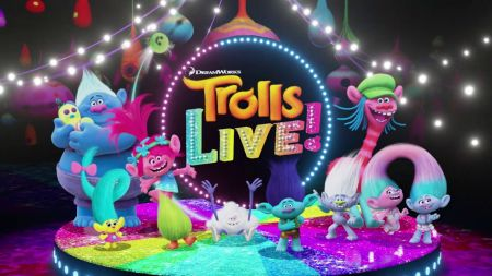 Trolls Live! announces 2020 dates at Microsoft Theater