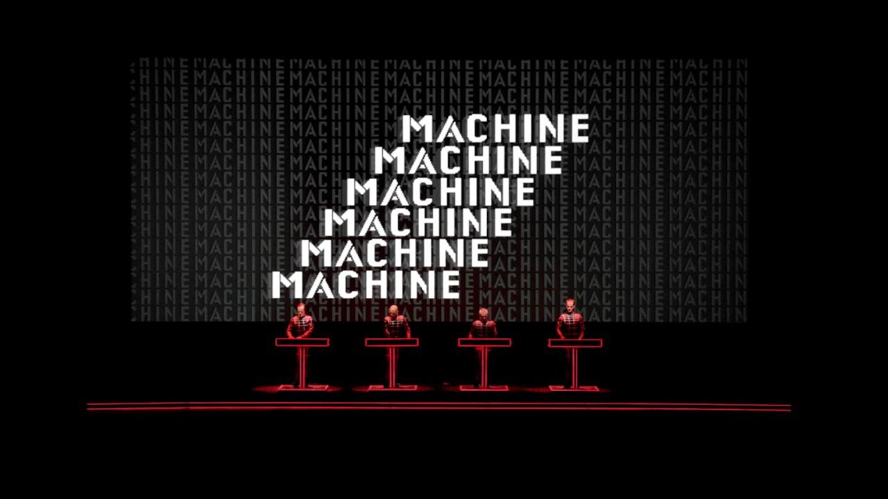 Kraftwerk announces special 3-D anniversary summer tour