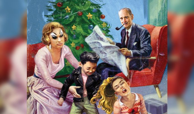 John Waters A Christmas 2020 A John Waters Christmas tickets in San Francisco at Great American