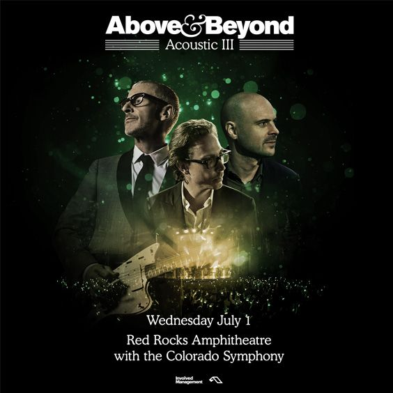 Thumbnail for Above & Beyond Acoustic with the Colorado Symphony - Cancelled