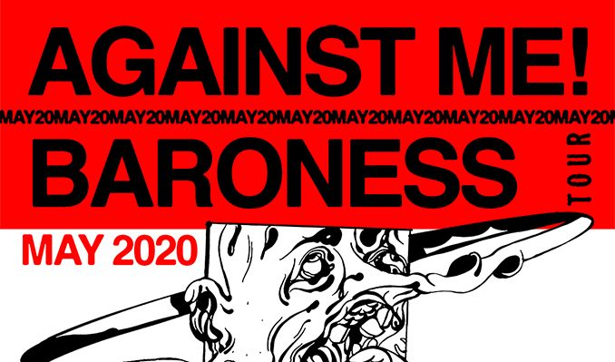 Against Me! and Baroness tickets at The Novo in Los Angeles