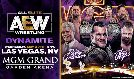 All Elite Wrestling Dynamite tickets at MGM Grand Garden Arena in Las Vegas