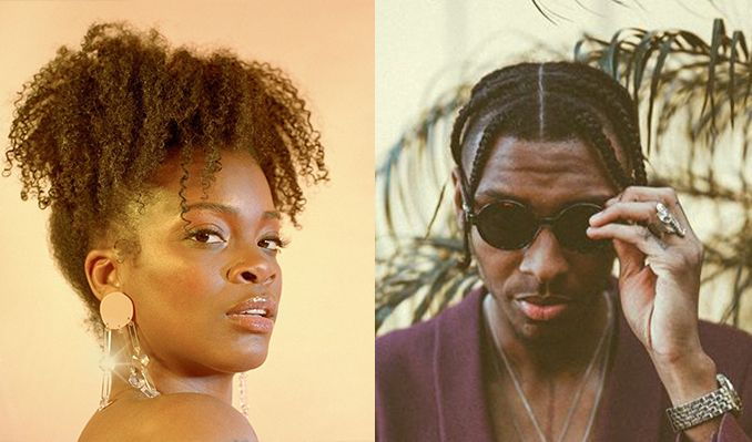 Image result for Ari Lennox & Masego