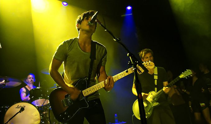 Armor for Sleep tickets at Great American Music Hall in San Francisco