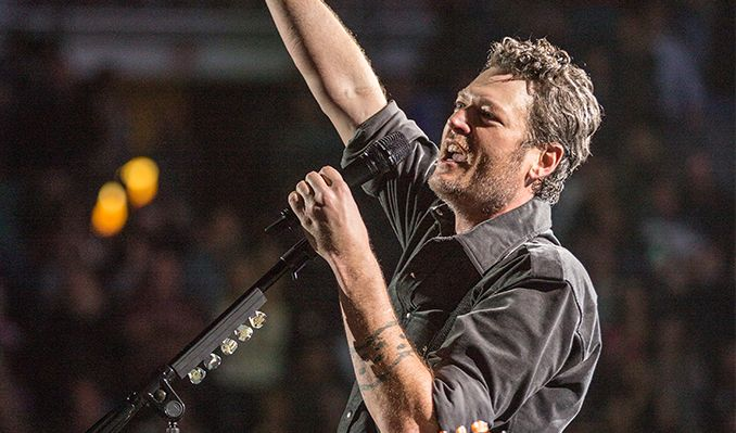 Blake Shelton tickets at Forest Hills Stadium in Queens