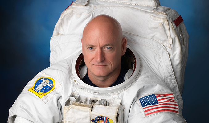 Captain Scott Kelly  tickets at Arvest Bank Theatre at The Midland in Kansas City