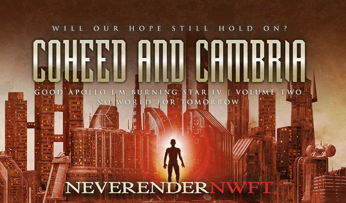 Coheed and Cambria tickets at The NorVa in Norfolk