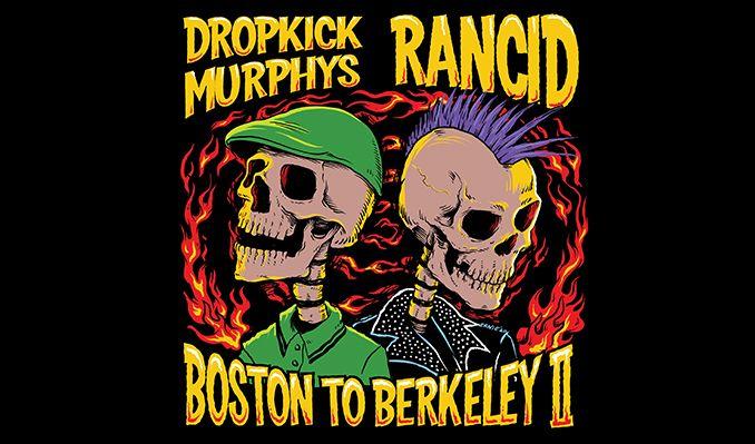 Dropkick Murphys and Rancid  - POSTPONED tickets at Virginia Credit Union LIVE! at Richmond Raceway in Richmond