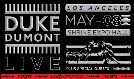 Duke Dumont (LIVE) tickets at Shrine Expo Hall in Los Angeles