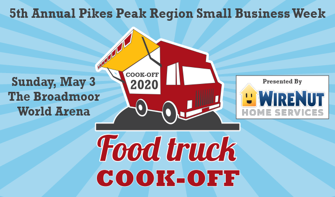 Food Truck Cook-Off and Craft Beer - RESCHEDULED tickets at Broadmoor World Arena in Colorado Springs