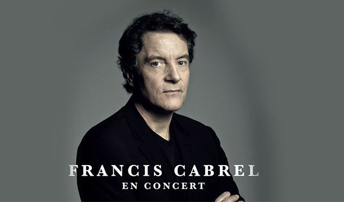 Francis Cabrel tickets at Fonda Theatre in Los Angeles