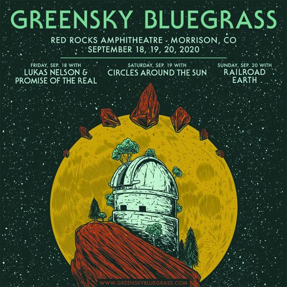 Thumbnail for Greensky Bluegrass 9/20