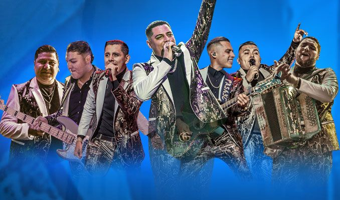 Grupo Firme tickets at Microsoft Theater in Los Angeles