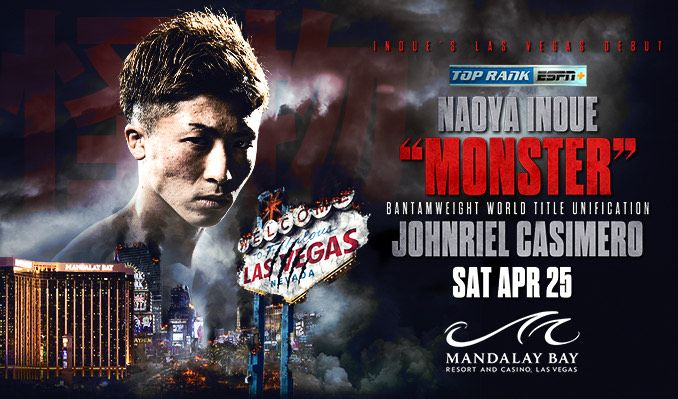 Inoue vs Casimero - CANCELLED tickets at Mandalay Bay Events Center in Las Vegas