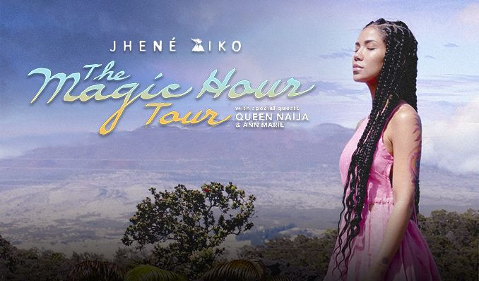 Jhené Aiko: The Magic Hour Tour tickets at Roseland Theater in Portland