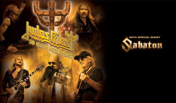 Judas Priest tickets at TD Pavilion at the Mann in Philadelphia
