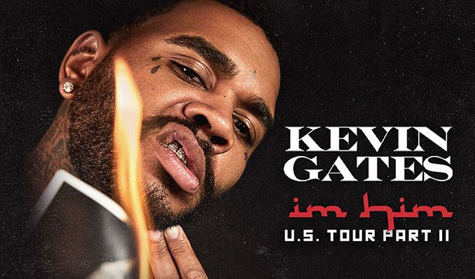 Kevin Gates tickets at Rams Head Live! in Baltimore
