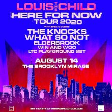Louis The Child tickets at Brooklyn Mirage in Brooklyn