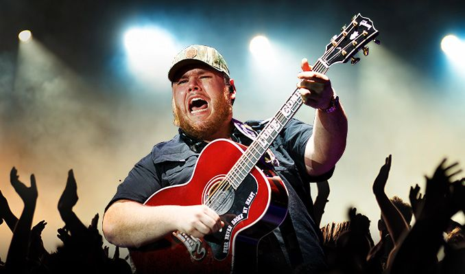 Luke Combs tickets at Smoothie King Center, New Orleans