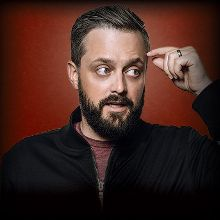 Nate Bargatze tickets at Agora Theatre in Cleveland