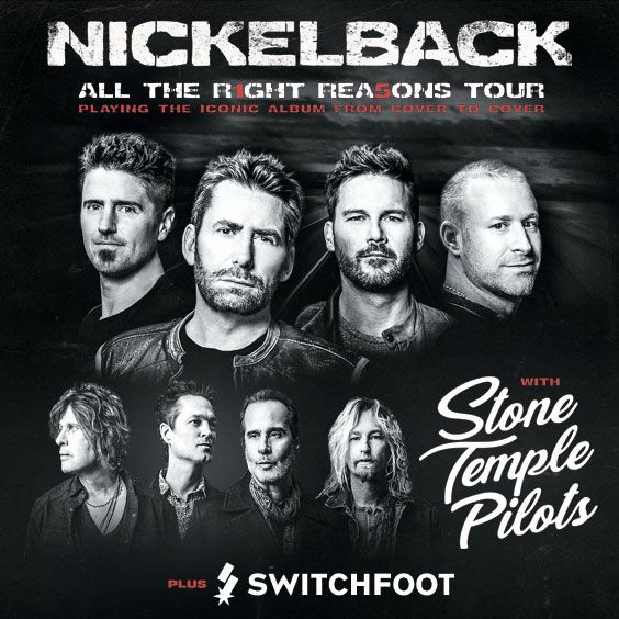 Thumbnail for Nickelback - Cancelled