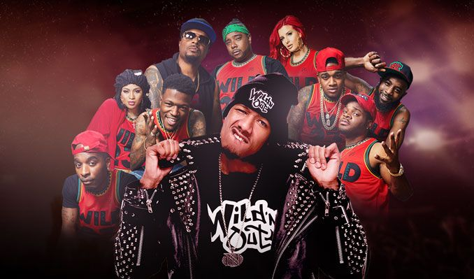 Power 106 Nick Cannon Mornings Presents Mtv Wild N Out Live