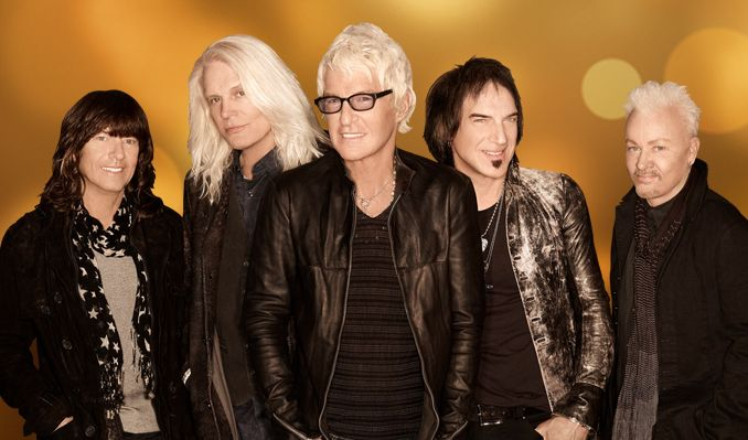 REO Speedwagon tickets at Golden Nugget Lake Charles in Lake Charles