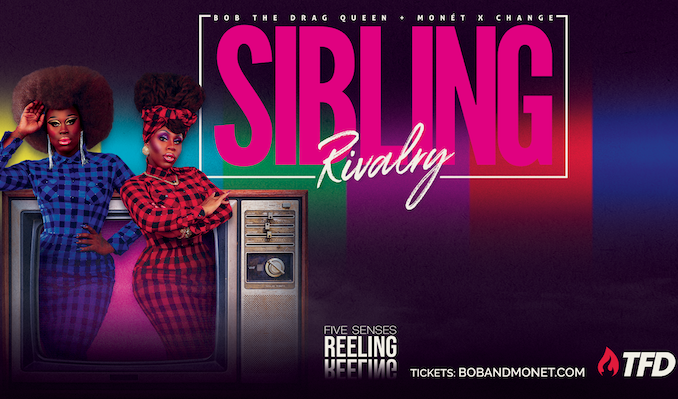 Sibling Rivalry: The Tour tickets at Joy Theater in New Orleans