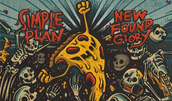 Simple Plan & New Found Glory tickets at Agora Theatre in Cleveland