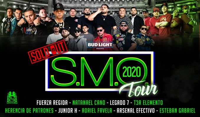 Smoke Me Out Tour   tickets at Microsoft Theater in Los Angeles