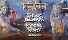 Testament - POSTPONED  tickets at Starland Ballroom in Sayreville