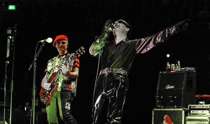 The Damned tickets at The Leadmill, Sheffield