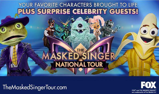 The Masked Singer National Tour tickets at Ellie Caulkins Opera House in Denver