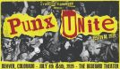 PUNX UNITE FESTIVAL 2020: The Riffs, The Virus tickets at Bluebird Theater in Denver