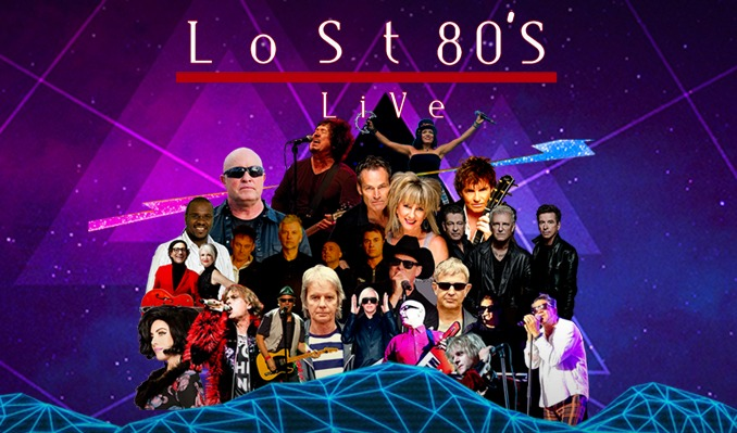 Lost 80's Live tickets at Humphreys Concerts by the Bay in San Diego