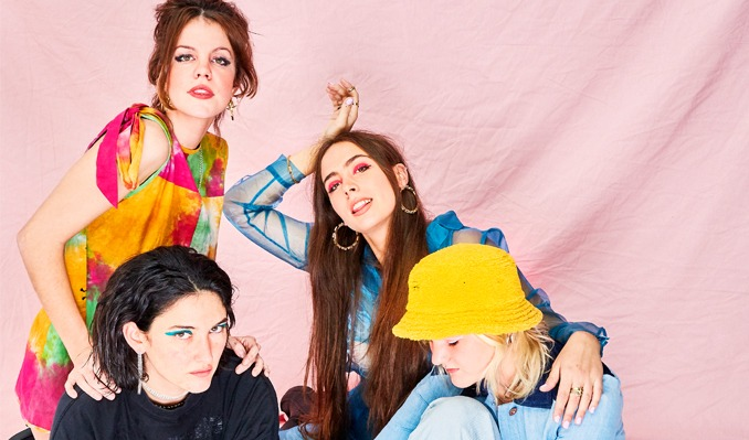 Hinds tickets at Bluebird Theater in Denver