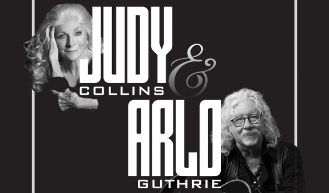 Arlo Guthrie & Judy Collins tickets at Keswick Theatre in Glenside