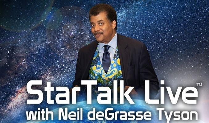StarTalk Live with  Neil deGrasse Tyson tickets at Keswick Theatre in Glenside