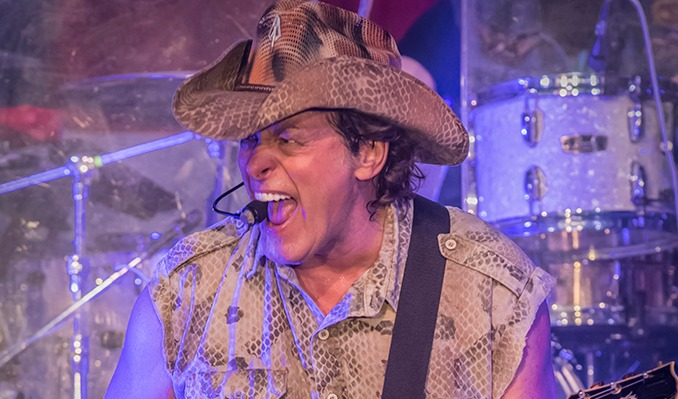 Ted Nugent tickets at Keswick Theatre in Glenside