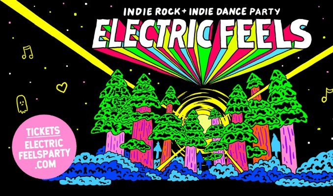 Electric Feels: Indie Rock + Indie Dance Party tickets at Trees in Dallas