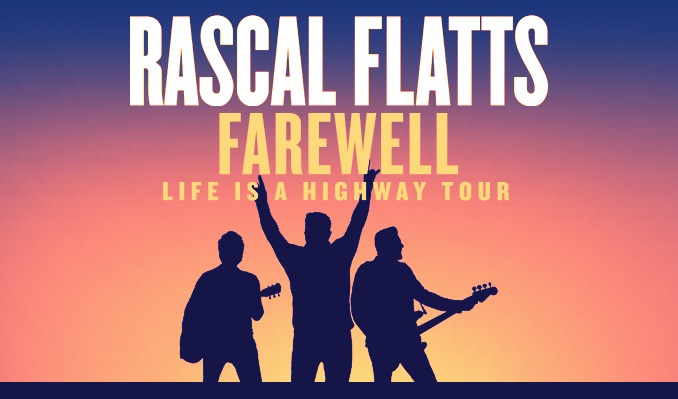 Rascal Flatts Farewell: Life Is A Highway Tour 2020 tickets at Red Rocks Amphitheatre in Morrison