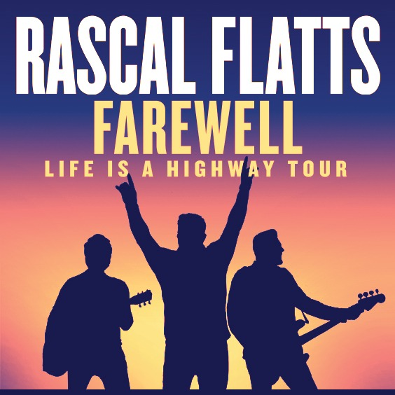 Thumbnail for Rascal Flatts Farewell: Life Is A Highway Tour 2020 - Cancelled