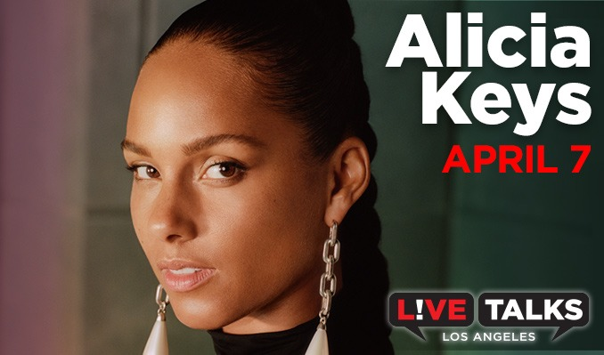 More Myself with Alicia Keys - POSTPONED tickets at The Theatre at Ace Hotel in Los Angeles